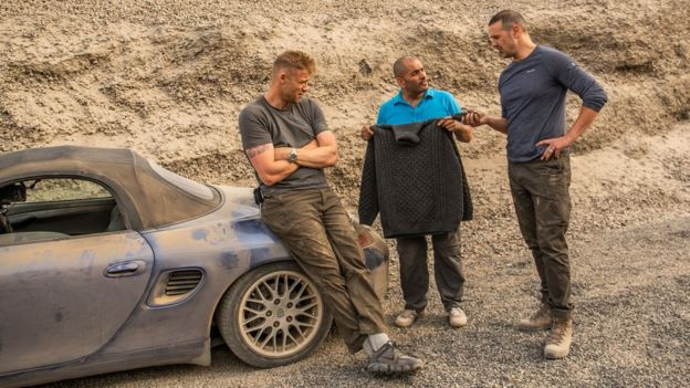 Top Gear Freddie Flintoff And Paddy Mcguinness On Joining The Trio