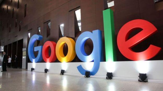 Foto del logo de Google