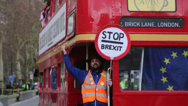'Brexit'i durdurun'