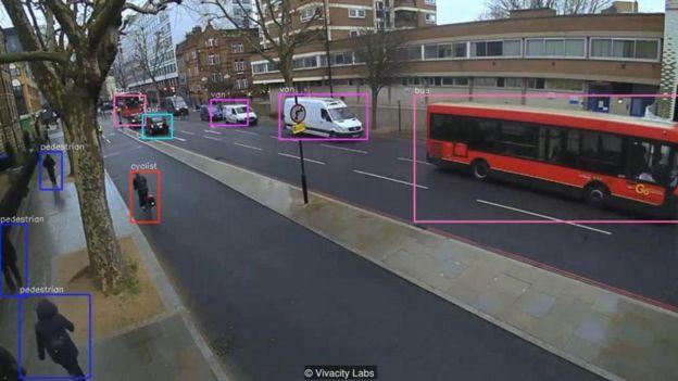 Câmeras inteligentes