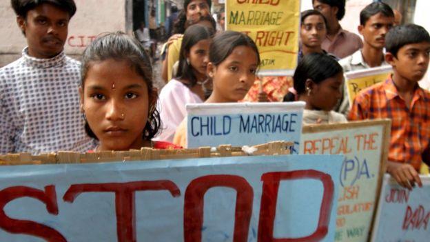 Protes di India