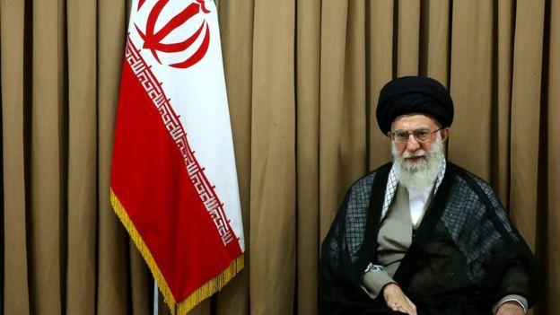 آیت الله خامنهای ساعاتی قبل مجددا مذاکره با آمریکا را رد و از سیاست های دولت این کشور انتقاد کرد