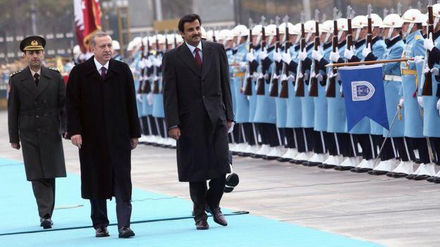 Erdoğan ve es-Sani