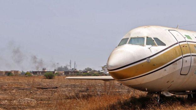 Аэропорт Триполи