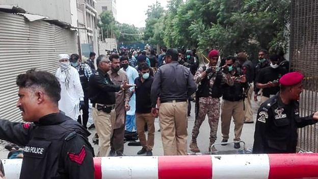 کراچی سٹاک ایکسچینج