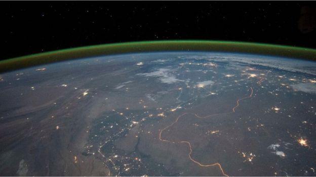Марс позеленів - надзвичайне явище
