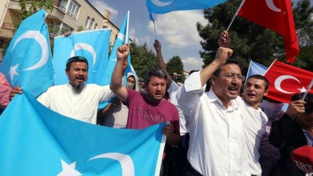 Image result for Uighur somalia