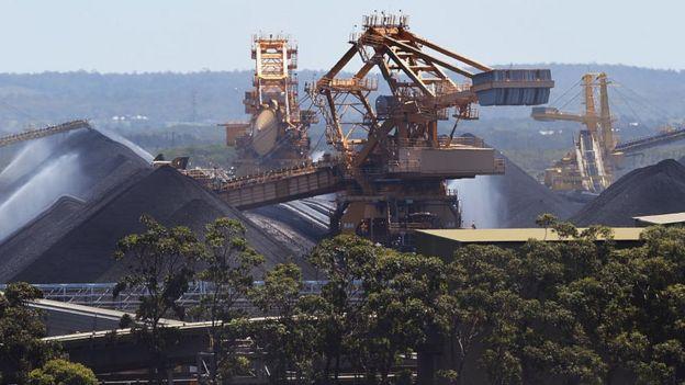 Mineradora australiana