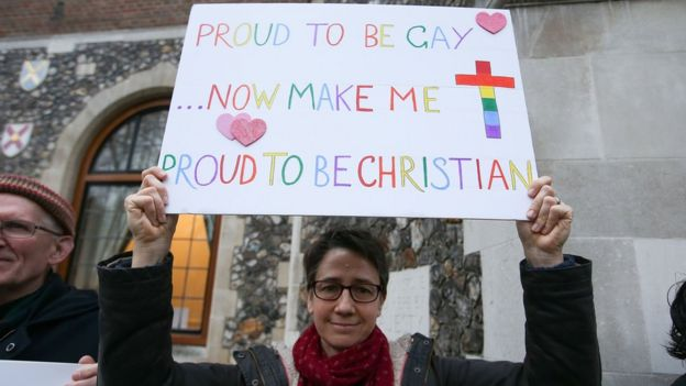Gay marriages christian