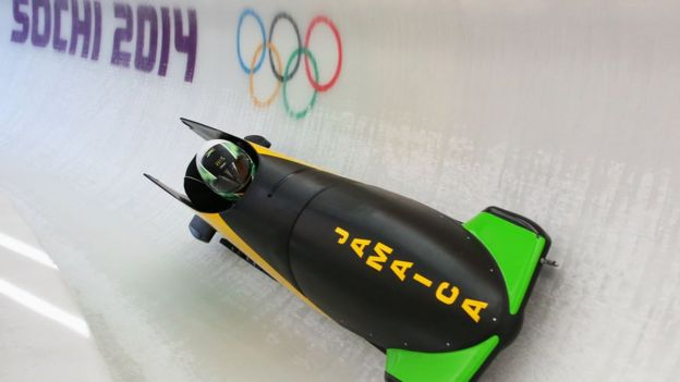 Jamaican bobsleigh at the 2014 winter Olympics