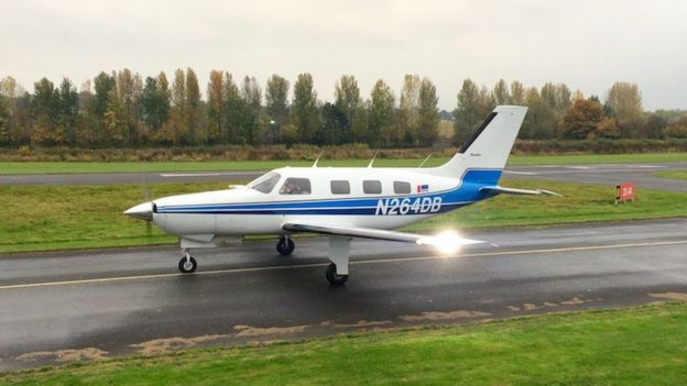 The PA-46-310P Malibu aircraft