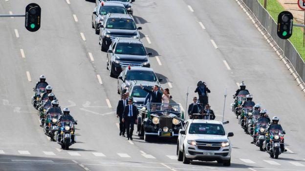 Brezilya'nın aşırı sağcı yeni Devlet Başkanı Jair Bolsonaro