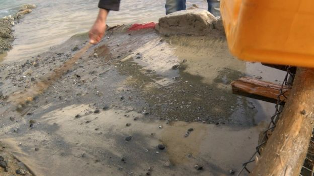 استخراج طلا در تخار