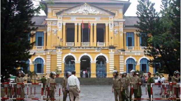 Việt Nam, Trần Huỳnh Duy Thức, dân chủ