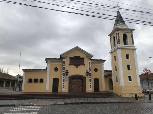 Iglesia de Peumo