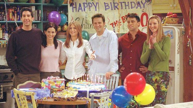 Cumpleaños de Chandler
