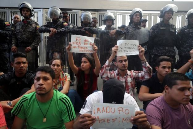 Protestas de Primer Justicia