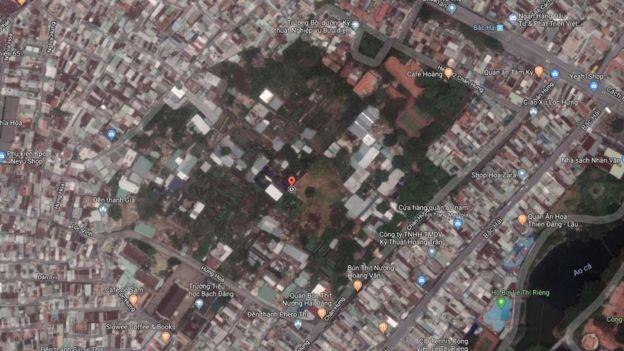 Khu vực Vườn Rau Lộc Hưng, ở Phường 6, Quận Tân Bình