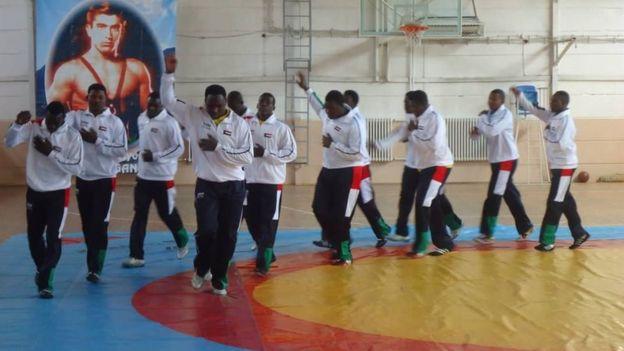 المنتخب السوداني الإعدادي