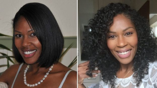 Black natural hair  Why women are returning to their roots - BBC News 7630c6b243