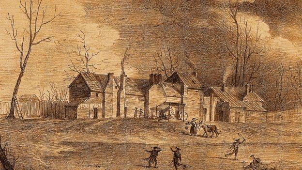 Casa de peste