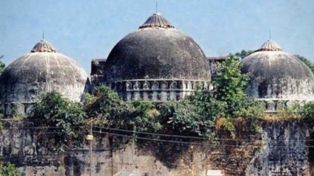 அயோத்தி பாபர் மசூதி