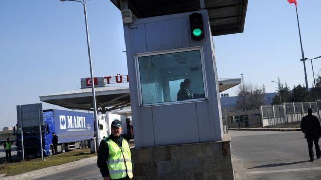 Türkiye-Bulgaristan sınırı
