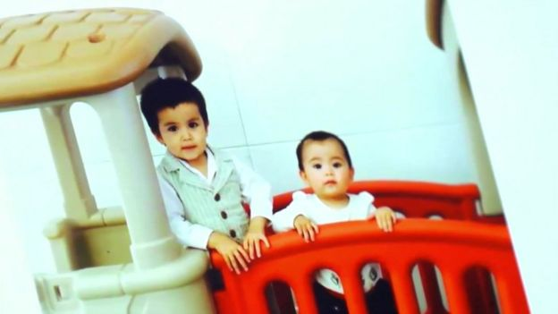 Hijos de Abdurahman Hassan.