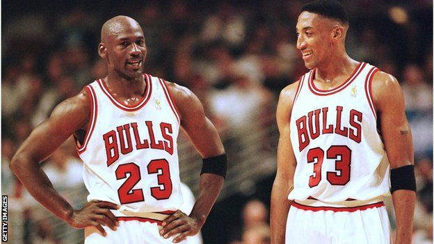 Michael Jordan e Scottie Pippen, 1997