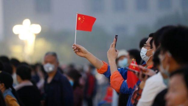 新冠疫情期间,民族主义成为中国政府的一个武器,也在民间不断渗透。