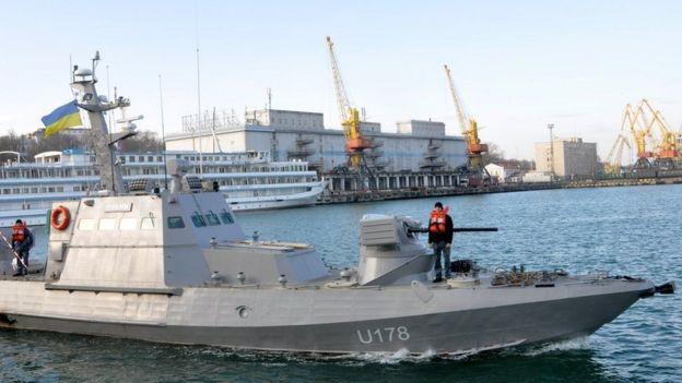 """Малий броньований артилерійський катер """"Лубни"""" - одна зі складовх """"москітного флоту"""", який розбудовує Україна"""