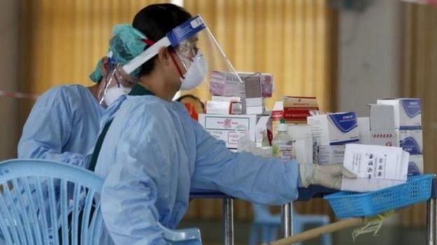 कोरोना वायरस की दवा