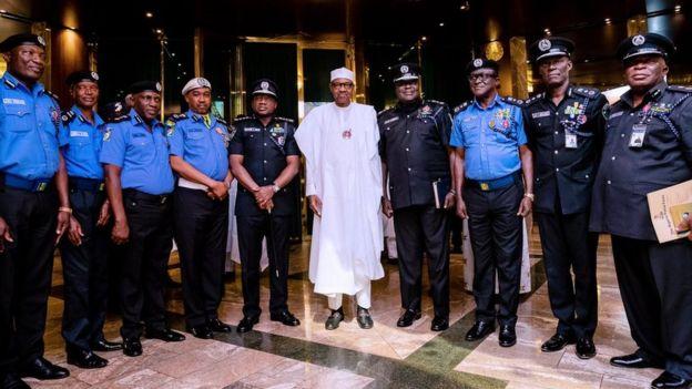President Muhammadu Buhari don increase salary of Nigeria