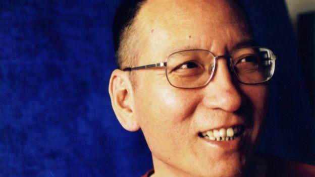 Ảnh ông Lưu Hiểu Ba được vợ ông, bà Lưu Hà, cung cấp ngày 8/10/2010
