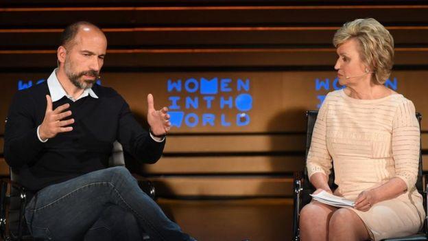 Uber investigated over gender discrimination - BBC News