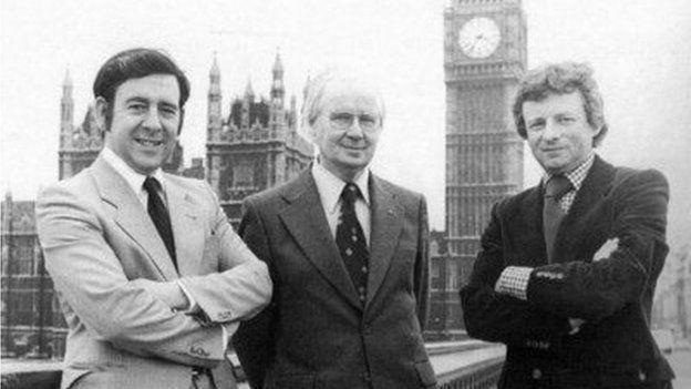 Wigley, Gwynfor a Dafydd El