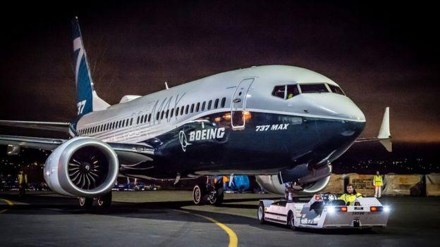 Phân nửa doanh thu Boeing là từ 737 Max