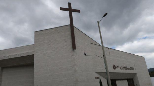 Iglesia Casa sobre la Roca