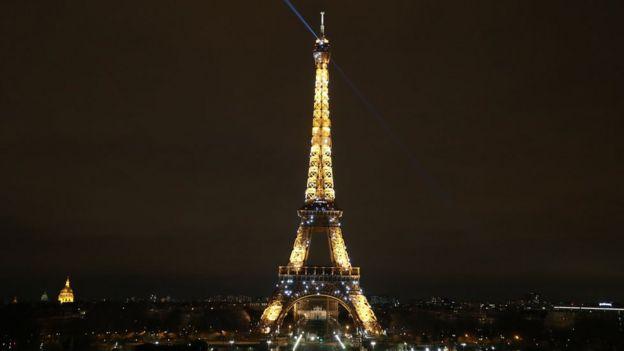 巴黎艾菲尔铁塔星