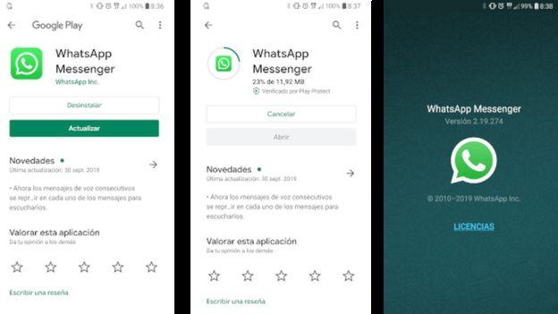 Fallo en WhatsApp permite que puedan hackear tu celular con un GIF