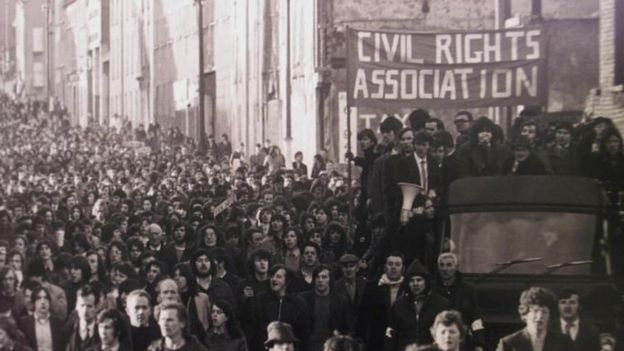 bloody sunday facts