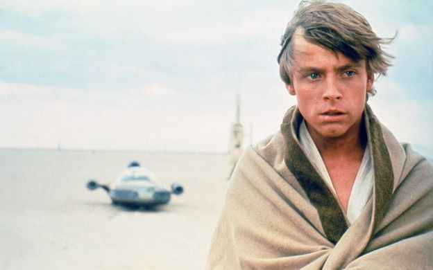 Luke Skywalker.