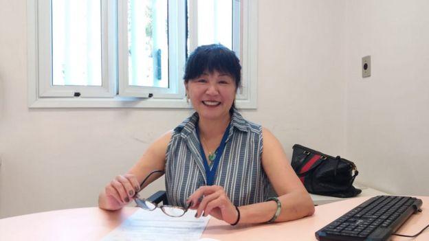 Fotografia da psiquiatra Lee Fu, especializada em crianças e adolescentes, que explicou sinais que podem identificar depressão nessa faixa etária