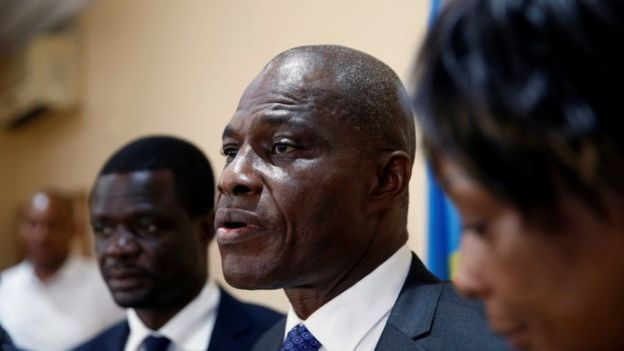 Martin Fayulu  DR Congo presidential election: Church questions results  105128338 051522210 1