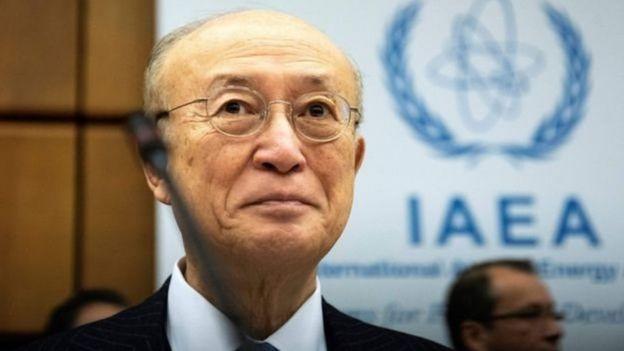 Mkuu wa IAEA Yukiya Amano ameelezea wasiwasi wake kuhusu mvutano uliopo kuhusu mpango wa nyukilia wa Iran