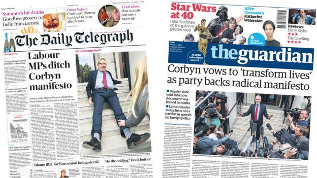 Telegraph/Guardian