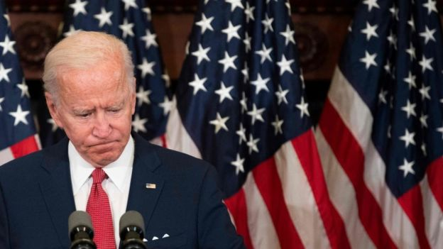 Mr Biden