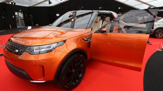 Jaguar Land Rover struggling to return to top gear - BBC News