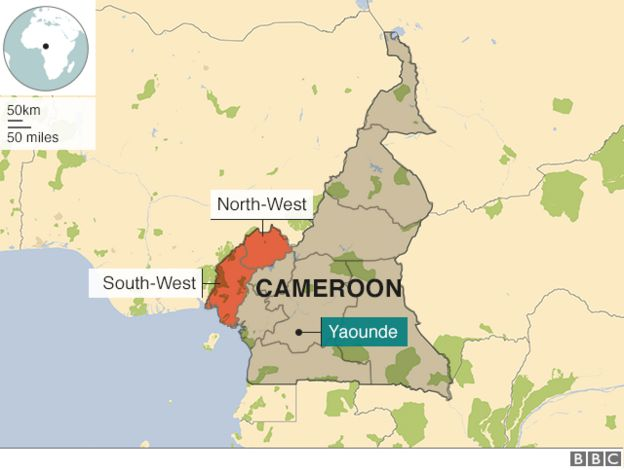 Cameroon's Anglophone crisis: Red Dragons and Tigers - the
