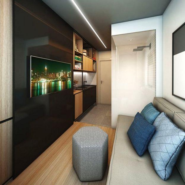 Apartamento da Vitacon
